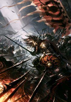 Битва Ярость Воины