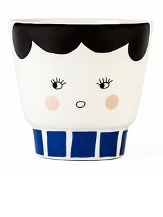 little, grumpy Edith cup by Meyer Lavigne | perfect for your morning coffee <3