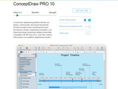 Facebook Twitter Pinterest Google+Microsoft Visio is a vector diagramming…