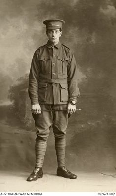 WWI, 5 Feb 1917, Pt Bertram J  Warren was KIA, France. A sailor prior to enlistment, he embarked with the 14th Reinforcements from Melbourne aboard HMAT Miltiades on 1 August  1916. He has no known grace, and his name is commemorated on the Villers-Bretonneux Memorial, France. -AWM