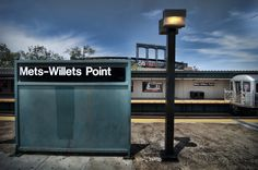 Train Mets Photography - New York City Subway - Queens NY ...