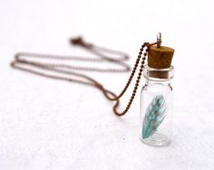 feather in a bottle :]