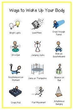 Sensory/Therapy Room Poster Bundle by Vanessa Ghiringhelli Sensory Motor, Autism Sensory, Sensory Diet, Autism Activities, Motor Activities, Sensory Activities, Sensory Issues, Communication Activities, Communication Problems