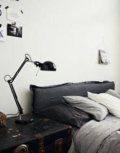 Mono Bedroom