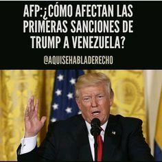 """El presidente estadounidense #DonaldTrump volvió a golpear a su homólogo venezolano #NicolásMaduro al imponer sanciones financieras que complicarán la emisión de deuda por parte de Venezuela país asfixiado por una severa crisis económica. Cómo afectarán las sanciones al gobierno de Maduro y a los venezolanos?  Gobierno """"acorralado""""  El economista Rafael Quiroz experto en petróleo considera que la decisión afectará la situación financiera y """"el flujo de caja"""" del gobierno y de Pdvsa. """"Si…"""