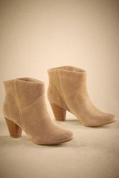 Soho Suede Booties - Suede Booties, Skinny Jeans Boots, Booties With Dress | Soft Surroundings