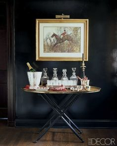 AphroChic: The Gentleman's Bar Cart Essentials With Courtney Lake
