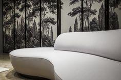 Desiree Casoni Design  Vladimir Kagan Sofa