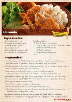 from Recetas Ecuatorianas Snack Recipes, Cooking Recipes, Ecuador, Make It Simple, Foodies, Nom Nom, Good Food, Lunch, Fruit