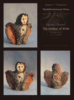 The mother of birds by hontor.deviantart.com on @deviantART