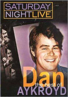Saturday Night Live - The Best of Dan Aykroyd   (Limit 1 copy per client) DVD Movie