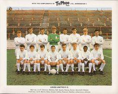 Leeds Utd team group in Leeds United Team, Leeds United Football, Retro Football, Football Team, Soccer Teams, Football Cards, Team Pictures, Team Photos, Leeds United Wallpaper