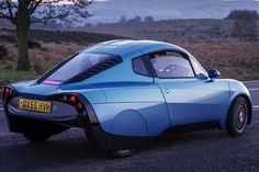 Riversimple's hydrogen powered car is just a prototype at the moment but…