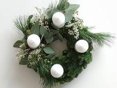 12 replica ideas for November Centerpiece Christmas, Christmas Decorations, Holiday Decor, Simple Christmas, Christmas Time, Christmas Wreaths, Diy Nature, Diy Nativity, Deco Table Noel