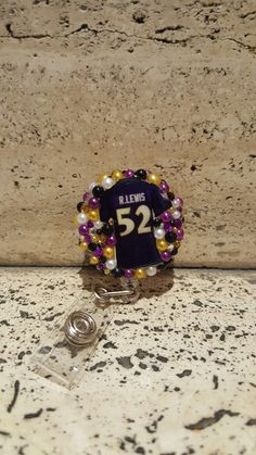 Baltimore Ravens i.d. badge holder