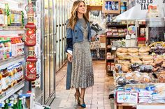 SARAH JESSICA PARKER in The Edit Magazine, November 2016 Issue