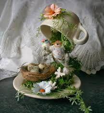 Resultado de imagem para floating tea cup christmas