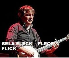 TODAY (July 10) Mr.Béla Fleck is 56.  Happy Birthday Sir. To watch his 'VIDEO PORTRAIT'  'Béla Fleck - Fleck Flick' in a large format, to hear  'YOUR BEST OF Bela Fleck' on Spotify, go to >>http://go.rvj.pm/iv