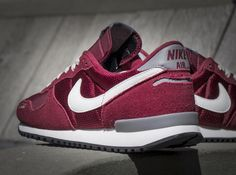 Nike Air Vortex- Team Red, Newsprint,and Sail