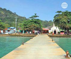 Colombia - Una comunidad te espera para que conozcas y experimentes el ecoturismo en Capurganá,  municipio de Acandí, departamento del Chocó.