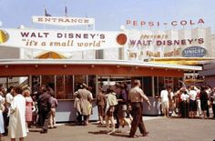 It's a Small World started as a way to promote global harmony, but 50 years later the Disney ride may be more famous for a theme song that's hard for visitors to forget — even when they want to.