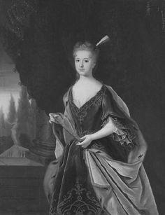 JOHAN STARBUS - Anna Leszczyńska, 1712, National Museum, Stockholm