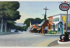 Edward Hopper: Portrait of Orleans (1000 Piece Puzzle by Pomegranate)