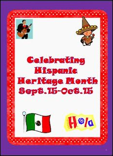 LMN Tree: Great Free Resources and Free Activity to Help Celebrate Hispanic Heritage Month