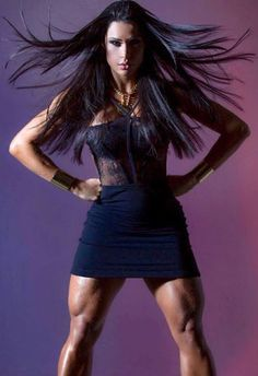 Gracyanne Barbosa - Beautiful Fitness Models