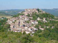 Cordes-sur-Ciel ~ Tarn ~ Midi-Pyrénées ~ France