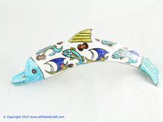 Elit Handicraft - SU020014 Sıtkı II Çini Yunus