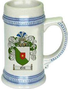 family coat of arms ertl - Google Search