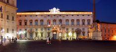 Palazzi della Politica italiana