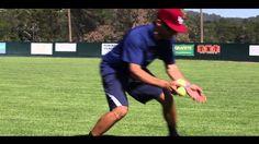 Infielding Quick Tips   Tennis Ball Drill