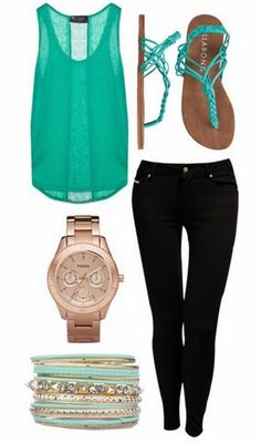 Summer Wear |This really makes me crave Summer Solstice 2014!