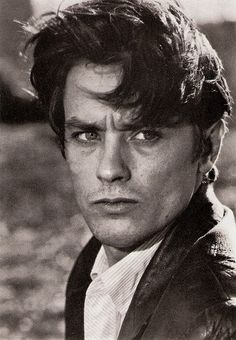French(-Swiss, since 1999) Actor Alain Delon