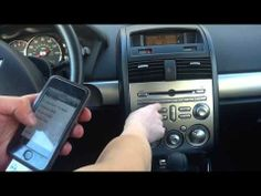 iphone car radio adapter, fm transmitter for iphone,  fm transmitter    http://www.youtube.com/watch?v=ZwnqM4r4AM8&feature=youtu.be  des - http://www.iPhoneFmTransmitter.com  Connect iPhone to Your Car Radio quickly and easily with this FM Transmitter for iPhone 5