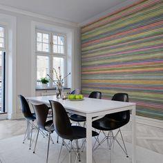 Rebel Walls foto behang interiors wallpaper behang woonkamer behang slaapkamer #trendy #interieurtrends ribbon