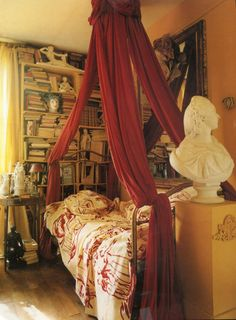 robert-hadley:  The World of Interiors