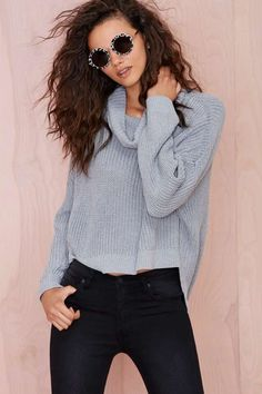 Nasty Gal Divia Sweater