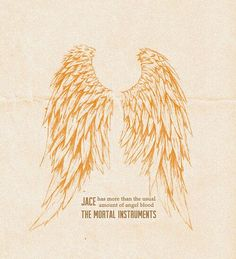 The Mortal Instruments; Jace