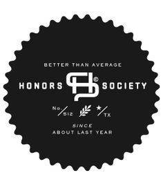 honors society / ordinary co.