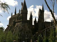 Hogwarts! Orlando, Florida