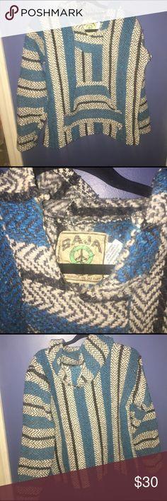 Drug Rug Brand new never worn! Great quality! Baja East Sweaters Shrugs & Ponchos
