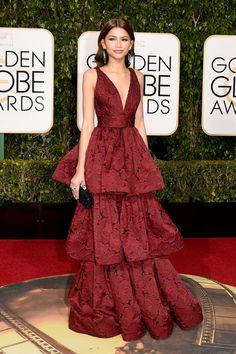 7515cf9703971 72 Best Red carpet images   Red carpet dresses, Golden globe award ...
