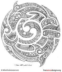 polynesian dragon - Google Search