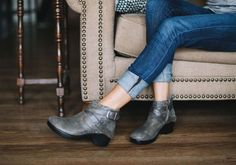 Alegria Shoes Eva Drifted Boots now on Closeout at Alegria Shoe Shop
