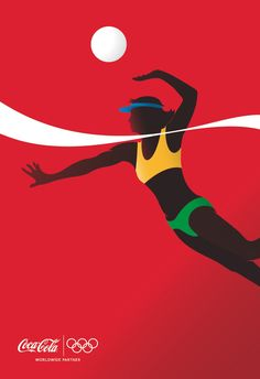 Coca-Cola Athletes Beach Volleyball