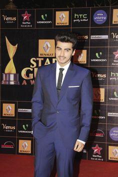 Arjun Kapoor at  The Renault Star Guild Awards 2013.