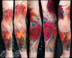 Image detail for -Tattoo Inspiration - Worlds Best Tattoos : Tattoos : Nature : Maple ...